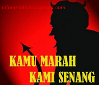 Kalau Marah, Setan Datang ! - infometafisik.blogspot.com