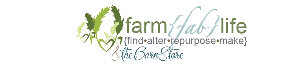 Farm Fabulosity Blog & the..Barn Store