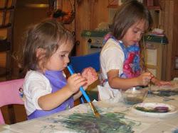 My little artists