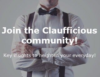 Claufficious.com Newsletter