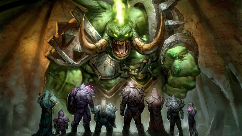 World of Warcraft HD & Widescreen Wallpaper 0.208881993416463