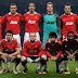 Line Up Manchester United in the UEFA Champions League Final 2010/2011