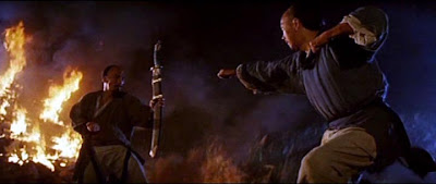 Iron Vest Yim (Yen Shi-kwan) makes a name for himself in Once Upon a Time in China, Paragon Films 1991