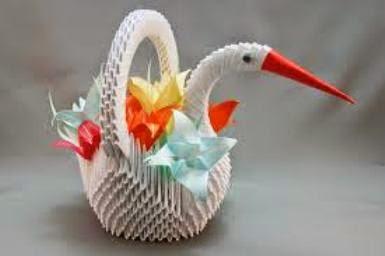 Swan - Origami