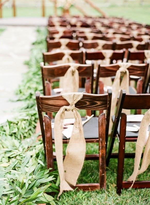 boda rústica en el campo