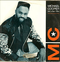 Michael Cooper - Just What I Like (VLS) (1989)
