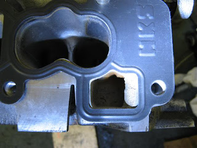 Nissan RB26DETT Head gasket port match