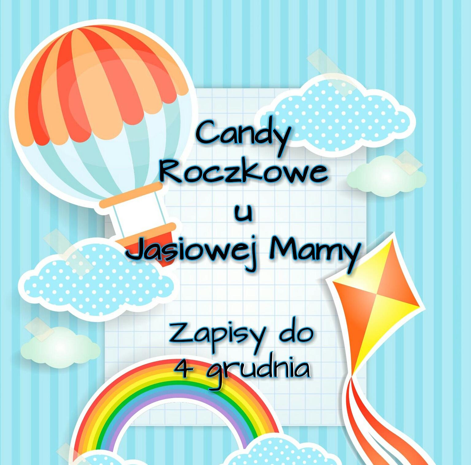 Candy u Jasiowej Mamy
