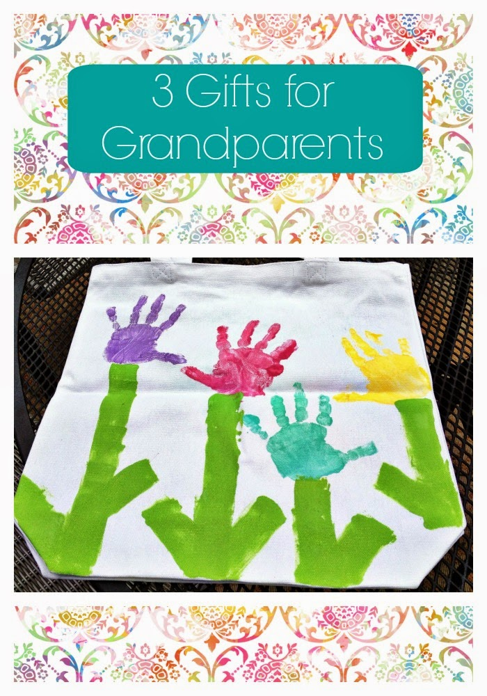 Gift Ideas for Grandparents || The Chirping Moms
