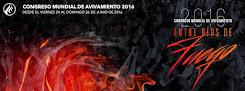 Congreso Mundial de Avivamiento 2016. Entre Ríos de Fuego. Bogotá, Colombia