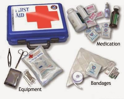 First Aid kid for Travelling