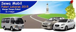 harga sewa mobil lebaran 2015 surabaya