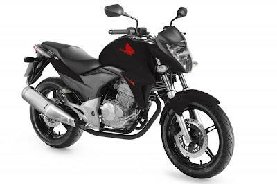 fotos Honda Cb300R 2013 lançada na versão FLEX
