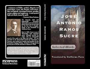 Jos Antonio Ramos Sucre: Selected Works