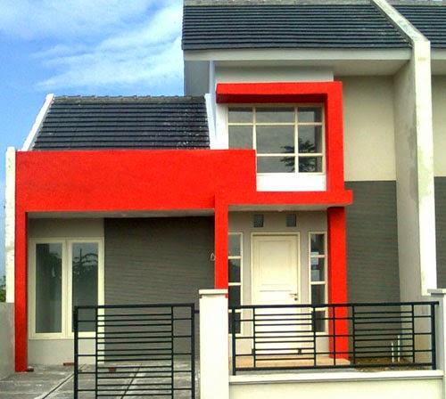 Desain Rumah Minimalis 2 Lantai Luas Tanah 72M2