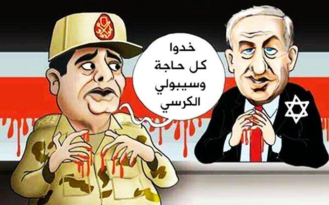 خطه السيسي الجهنميه لبيع قناه السويس وتسهيل مهمه إسرائيل في إعاده إحتلال سيناء