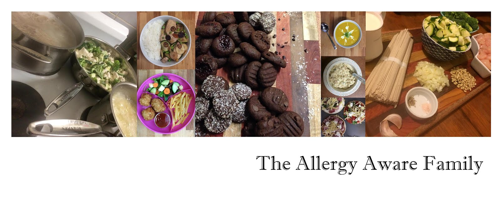 The Allergy Aware Family