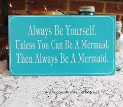 Always be a Mermaid