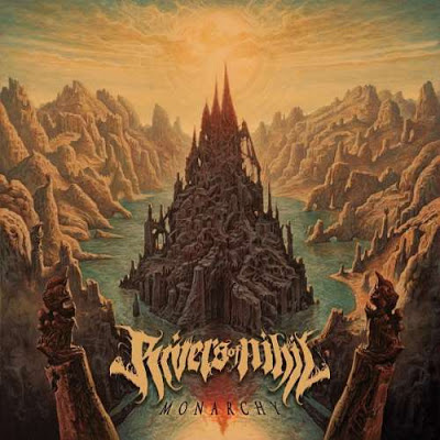 "RIVERS OF NIHIL: Ακούστε το ομότιτλο ""Monarchy"" απο το επερχόμενο album"