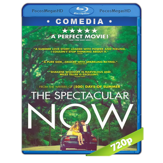 The Spectacular Now (2013) BrRip 720p Inglés AC3 + subs