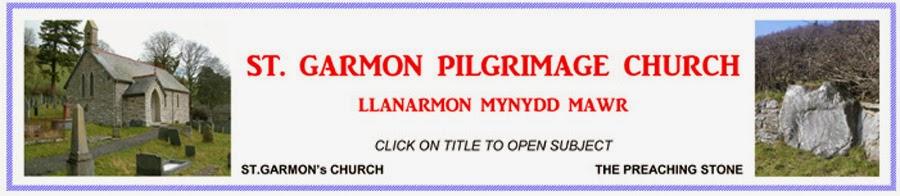 ST GARMON PILGRIMAGE CHURCH Llanarmon Mynydd Mawr