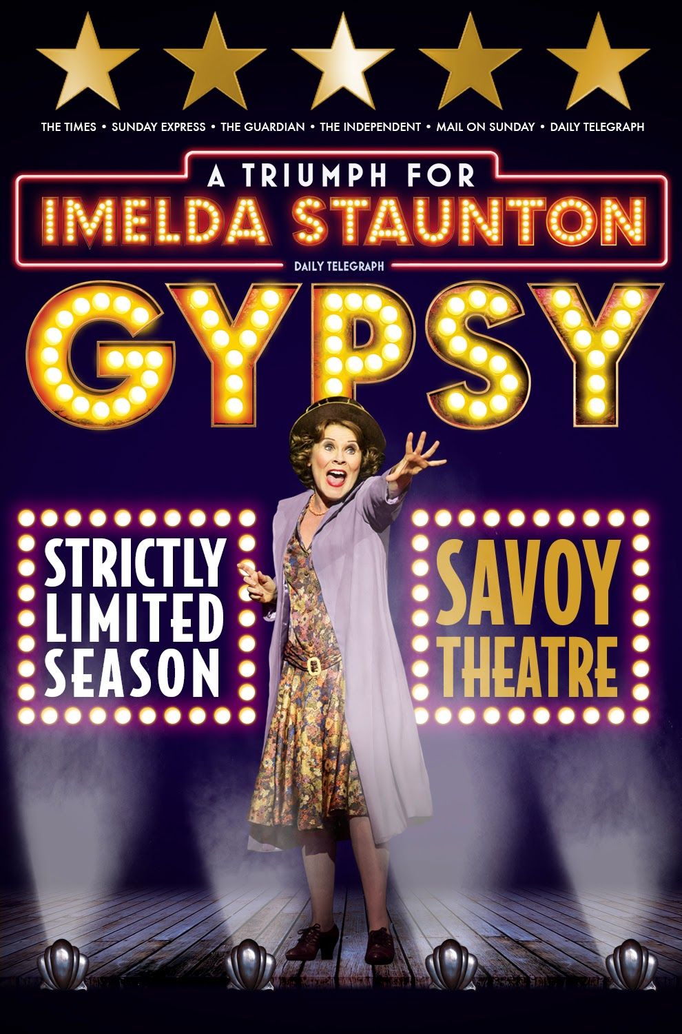 Gypsy The Savoy Theatre