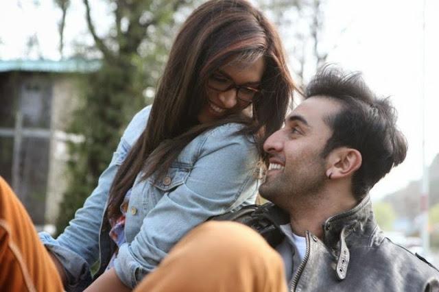 Deepika Padukone & Ranpir Kapoor HD Wallpaper Download