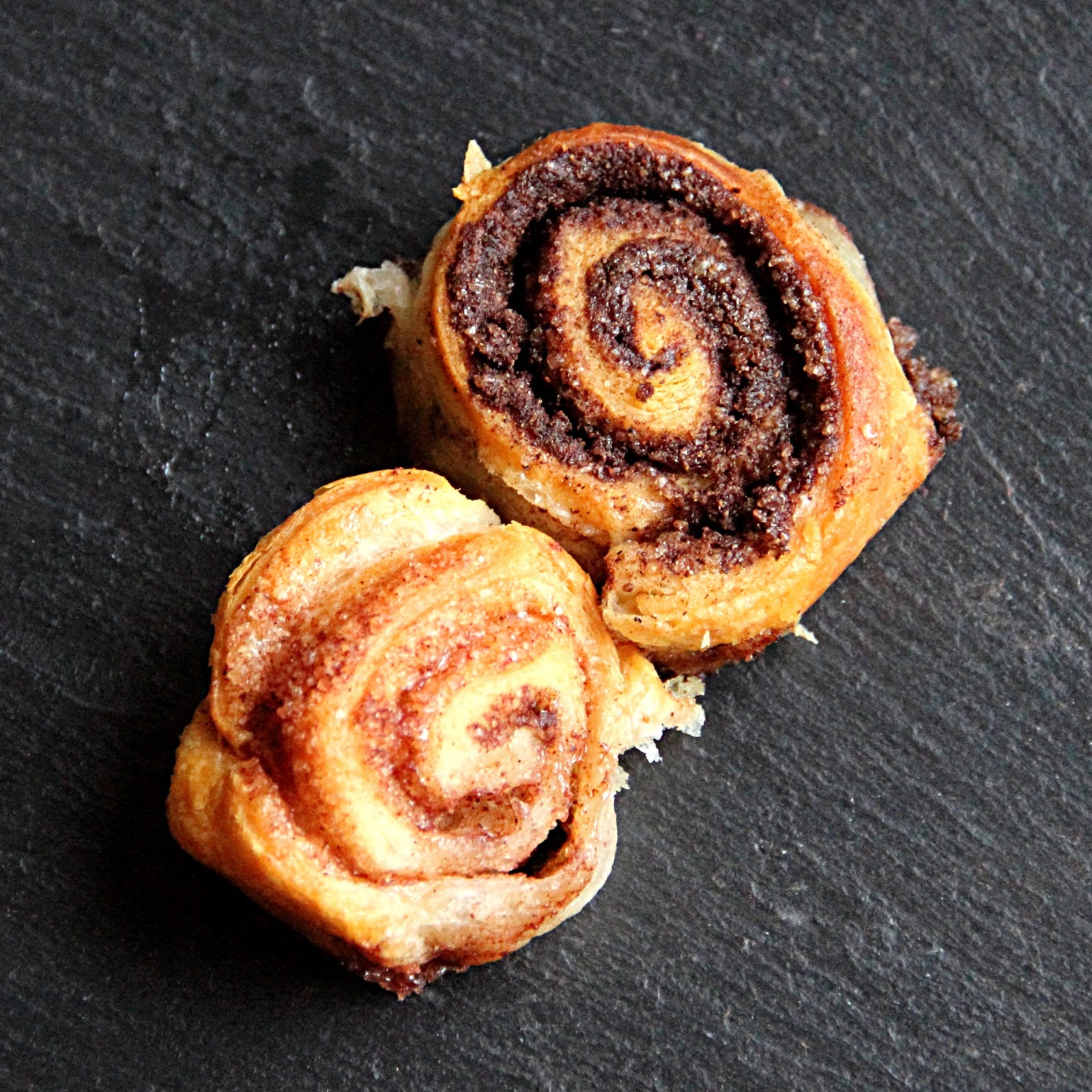 CookingWithGifs: Cinnamon Test, With Buns