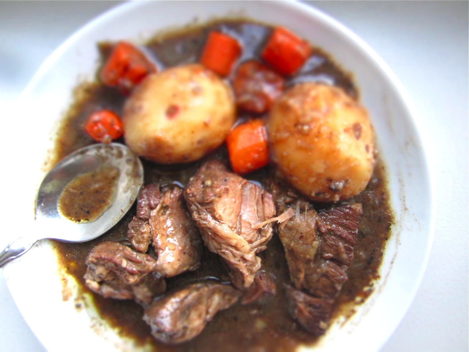 Betty crocker old fashioned beef stew