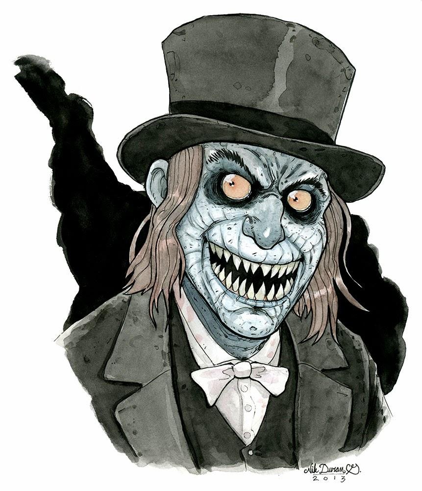 Parasitic Hootenanny: Halloween Countdown - London After Midnight