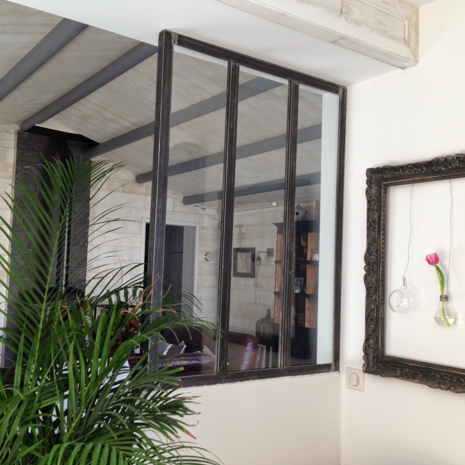 39 tite fabric d 39 o verri re type atelier d 39 artiste 120 90. Black Bedroom Furniture Sets. Home Design Ideas