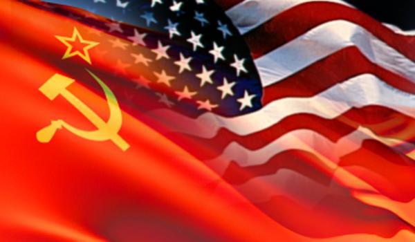Amerika dan Russia