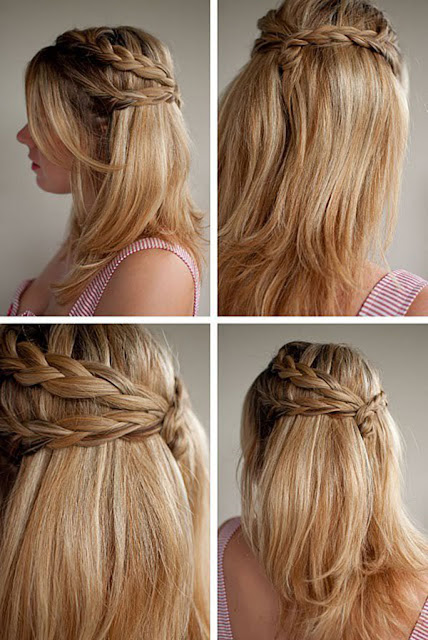 How To Do Simple Braided Black Hair