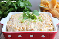 Out of This World Corn Dip Made a Little Lighter
