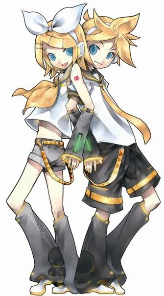 *~Kagamine Rin  Len~*