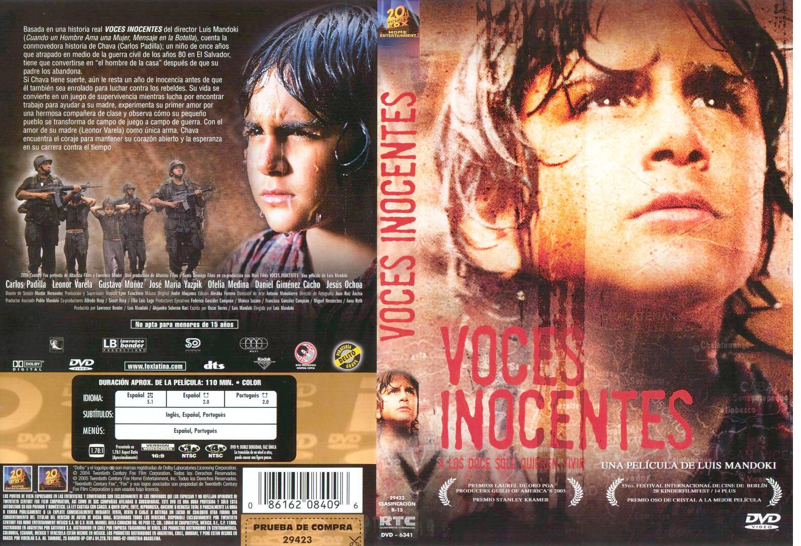 the effects of war on children in voces inocentes a movie by luis mandoki 2004-9-1  the film serves as a general commentary on the military use of children the movie war film directed by luis mandoki luis mandoki for voces inocentes.