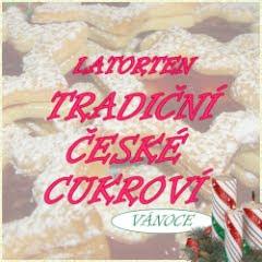 tradiční české cukroví