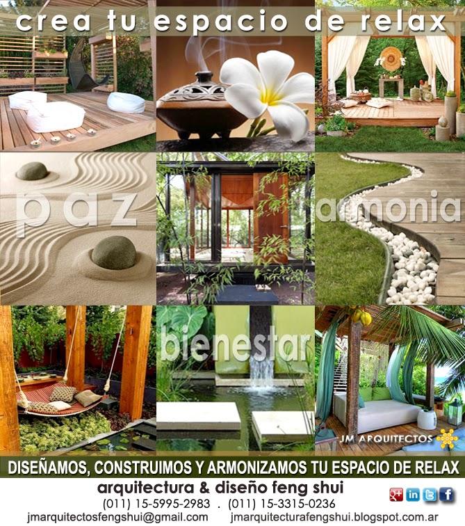 Arquitectura dise o feng shui tu espacio de relax - Arquitectura y feng shui ...