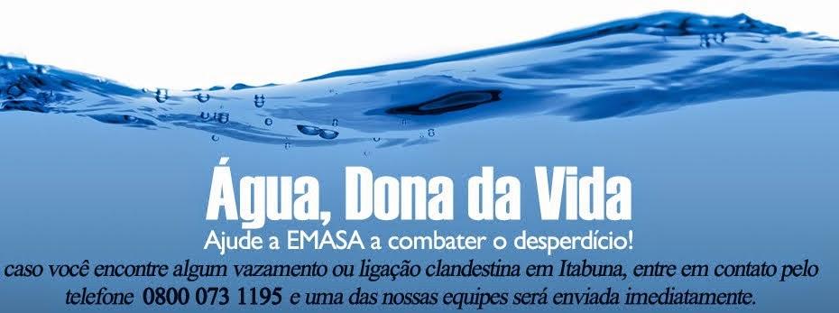 Clique na imagem e veja site da Emasa Itabuna-Ba