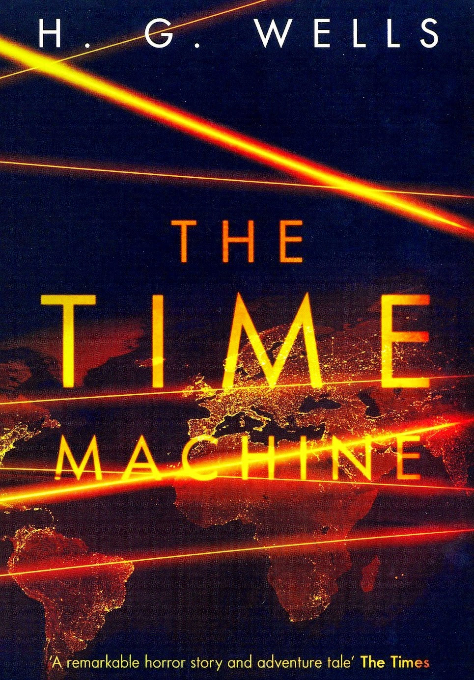 a critical analysis of hg wells book the time machine