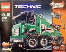Lego Technic 42008 Image