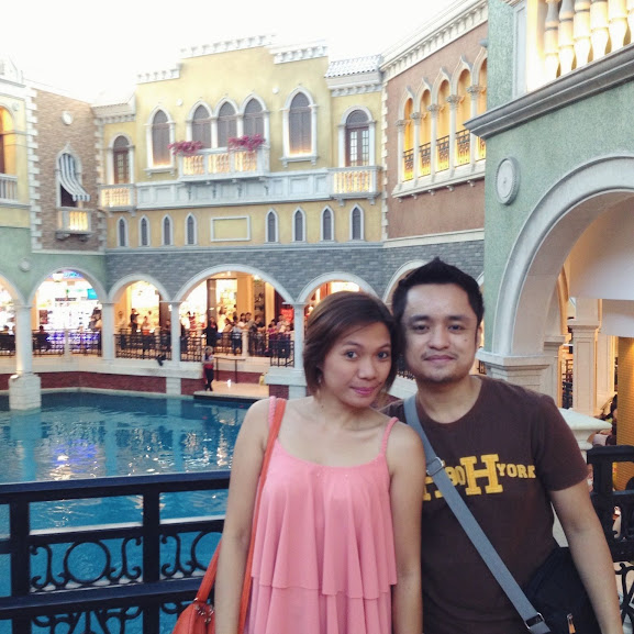 Venetian Hotel Macau