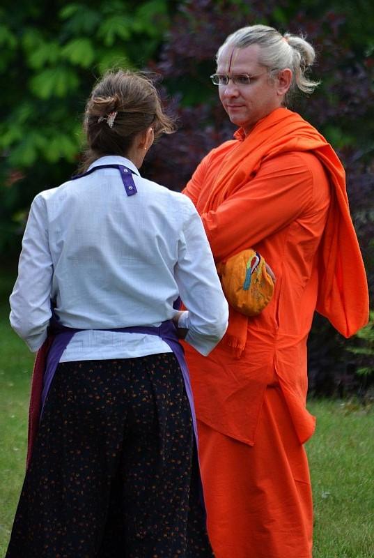 Международный день йоги в Риге