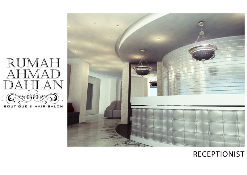 TFQ Architects Salon Ahmad Dahlan