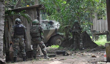 Tragedi Lahad Datu Sultan Sulu Jamalul Kiram