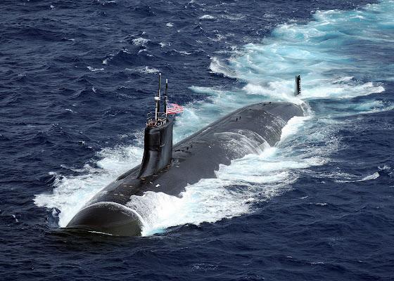 Seawolf-class SSN