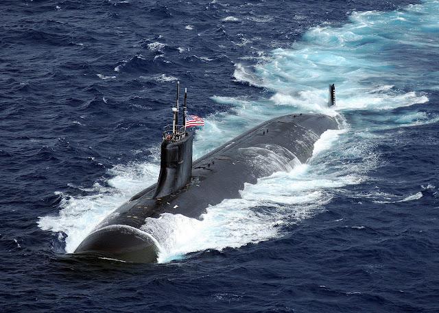 Seawolf class SSN