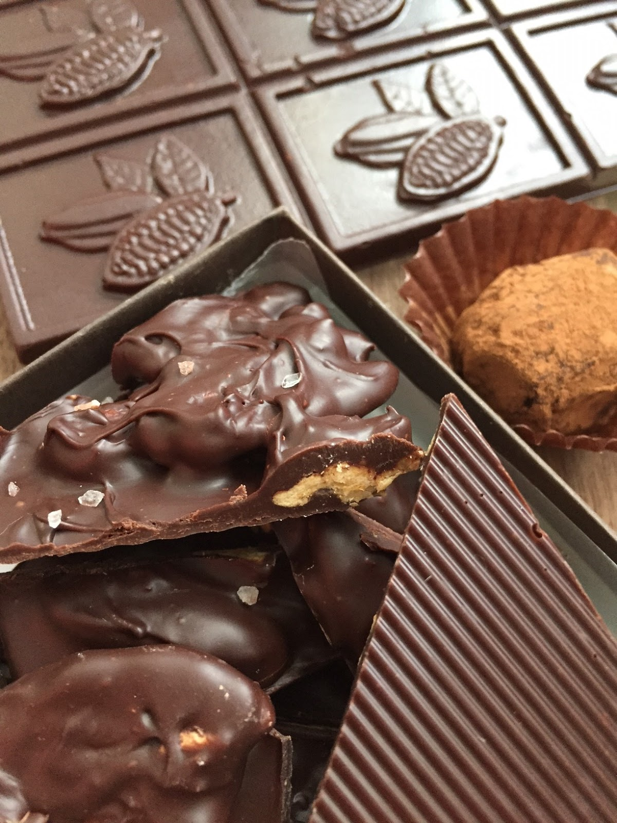 The Ultimate Chocolate Blog: Mesocacao: Bean-to-Bar Chocolate ...