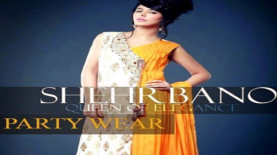 Bridal Party Wear Dresses by Shehrbano