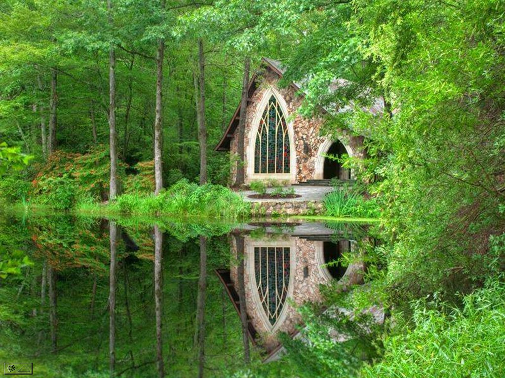 Catons Chapel In Callaway Gardens Georgia Most Beautiful